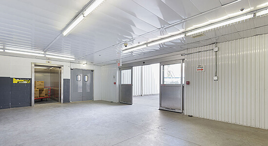StorageMart Loading Bay - Self Storage Units Near Eglinton & Black Creek Dr In York, ON