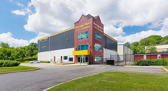 StorageMart - Self Storage Units Near Eglinton & Black Creek Dr In York, ON