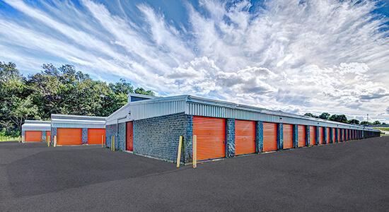 StorageMart Drive Up- Self Storage Units Near Galvani St in Quebec City, QC