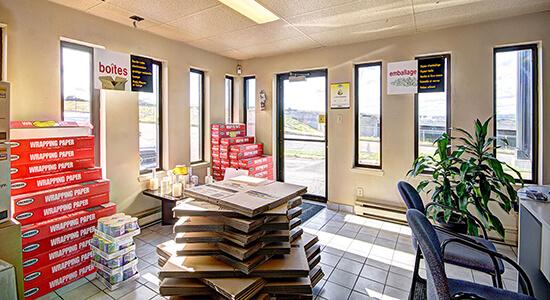 StorageMart Office - Self Storage Units Near Galvani St in Quebec City, QC