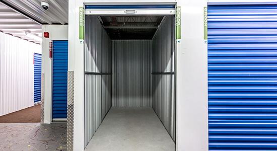 StorageMart Climate Control- Self Storage Units Near Eglinton & Laird In East York, ON