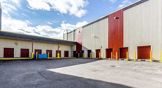 StorageMart Loading Bay - Self Storage Units Near Eglinton & Laird In East York, ON