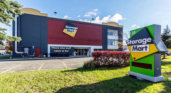 StorageMart - Self Storage Units Near Eglinton & Laird In East York, ON