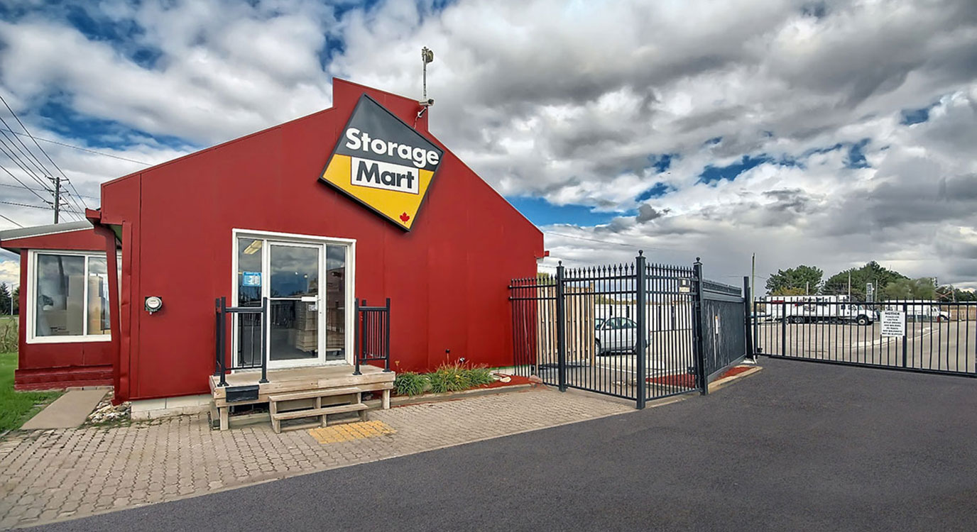 StorageMart - Self Storage Units Near Weston Rd & Rutherford In Woodbridge, ON