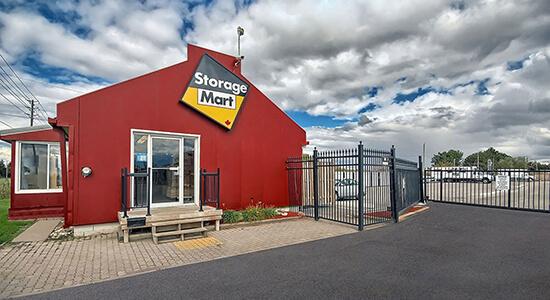 StorageMart - Self Storage Units Near Weston Rd & Rutherford In Woodbridge, ON