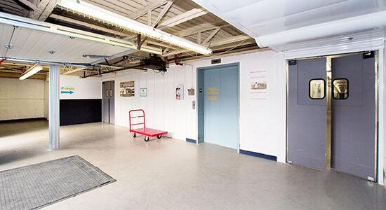 StorageMart Loading Bay - Self Storage Units Near Hwy 407 & Warden Ave In Markham, ON