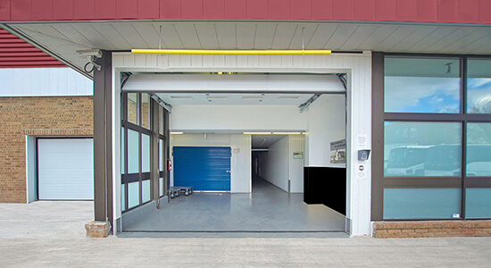 StorageMart Loading Bay - Self Storage Units Near O'Connor Drive, Toronto, ON