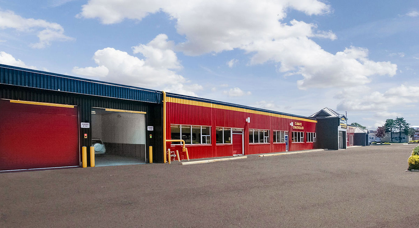 StorageMart - Self Storage Units Near Warden Avenue in Scarborough, ON