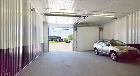 StorageMart Self Storage Warden Avenue in Scarborough, ON