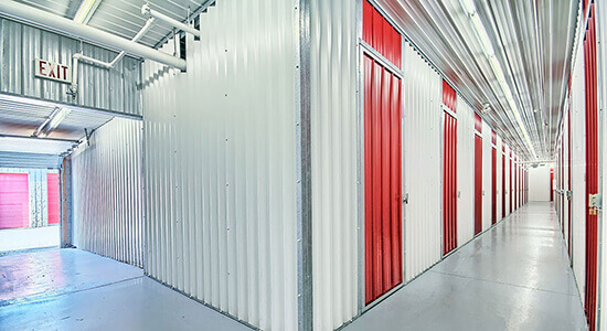 StorageMart Heated Self Storage Units Near Crouse Road on Scarborough, ON
