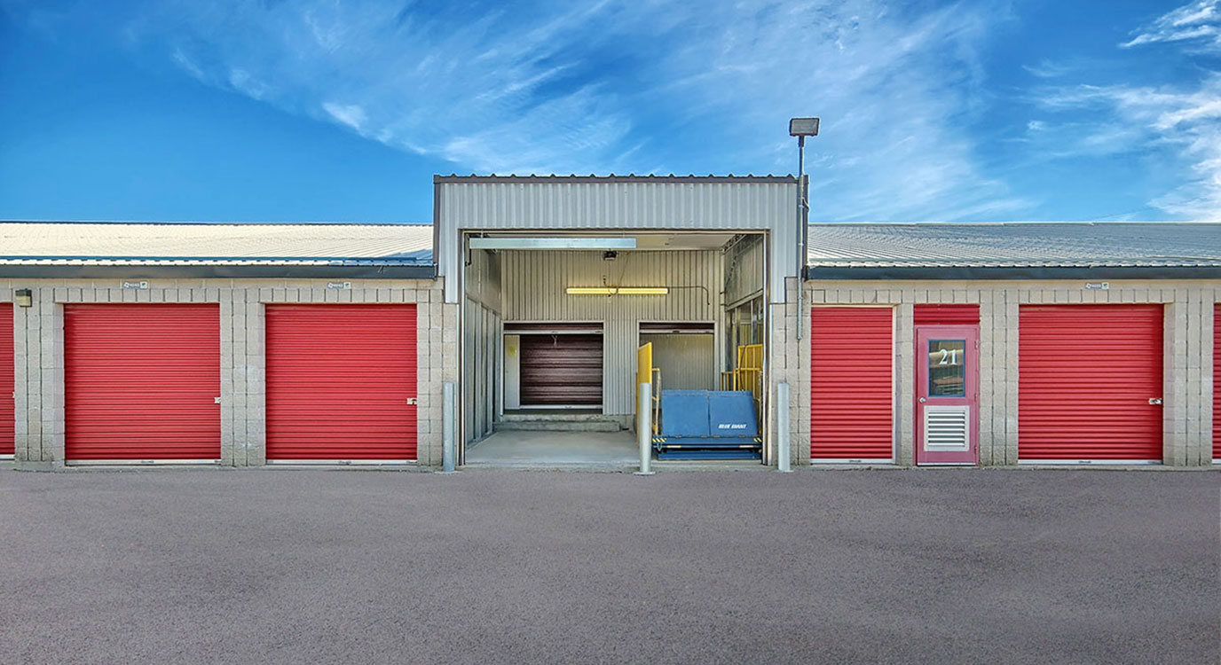 StorageMart - Self Storage Units Near Crouse Road on Scarborough, ON