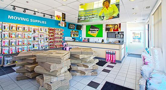 StorageMart Office - Self Storage Units Near Arrow Road in North York, ON