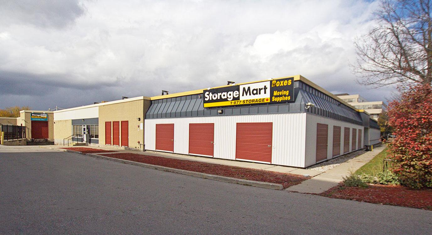 StorageMart - Self Storage Units Near Don Mills Road in North York, ON