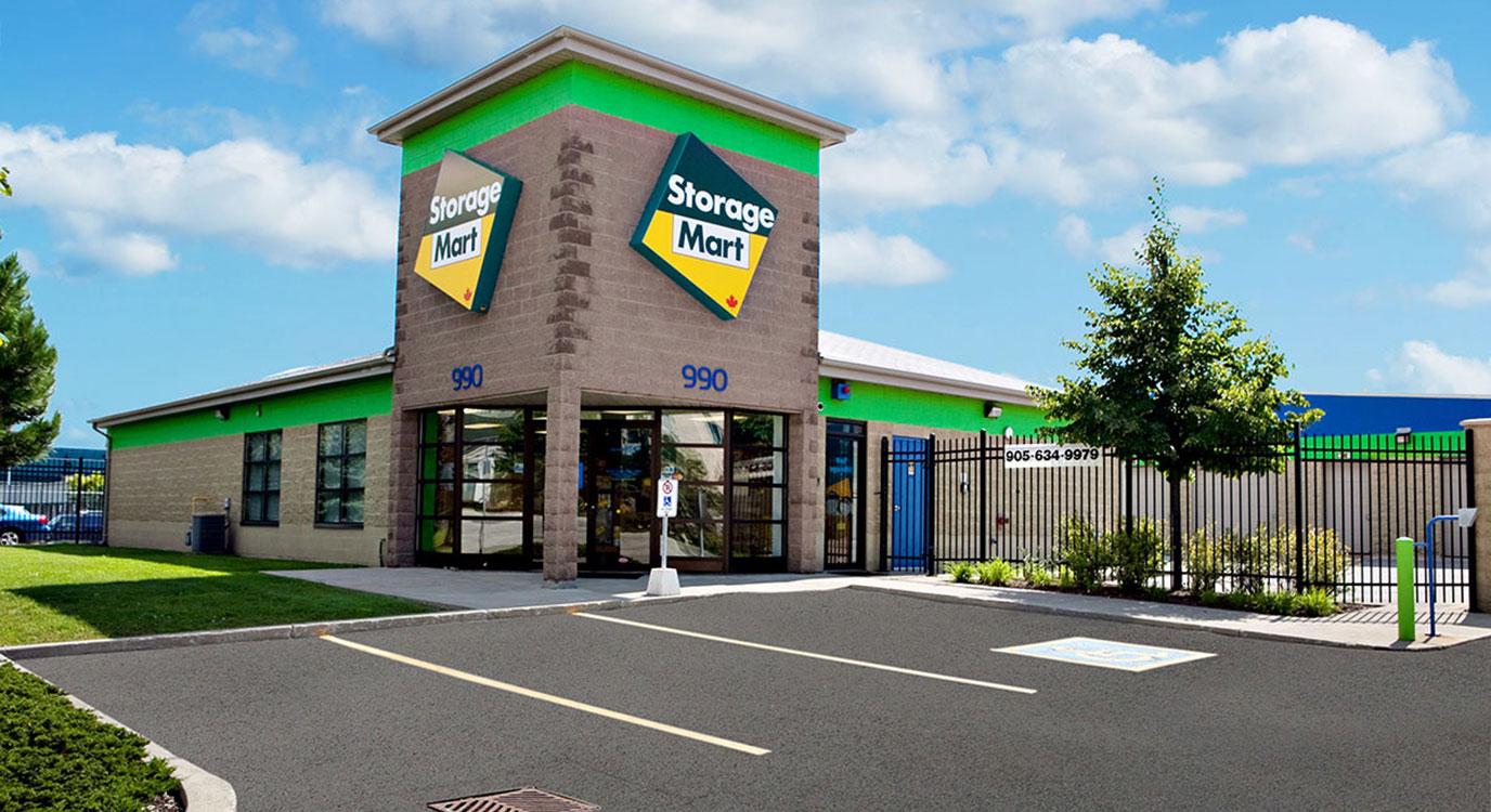 StorageMart - Self Storage Units Near Syscon Road in Burlington, ON