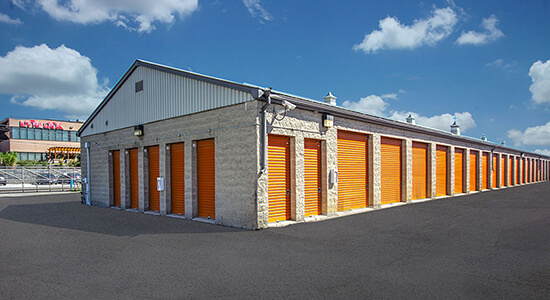 StorageMart Drive Up - Self Storage Units Near Amstrong Avenue in Georgetown, ON