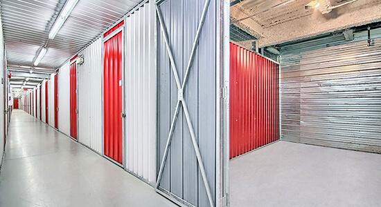 StorageMart Climate Control - Self Storage Units Near Keele Street in Maple, ON