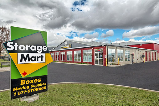 StorageMart 3028 Kelle St Maple Self Storage