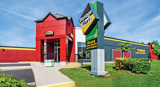 StorageMart - Self Storage Units Near Sheppard Avenue East in Scarborough, ON