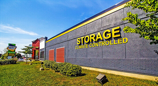 StorageMart - Storage Units Near Sheppard Avenue East in Scarborough, ON