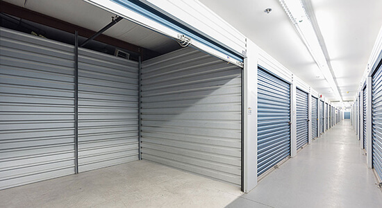 StorageMart Heated Self Storage Units Near Westney Road South in Ajax, ON