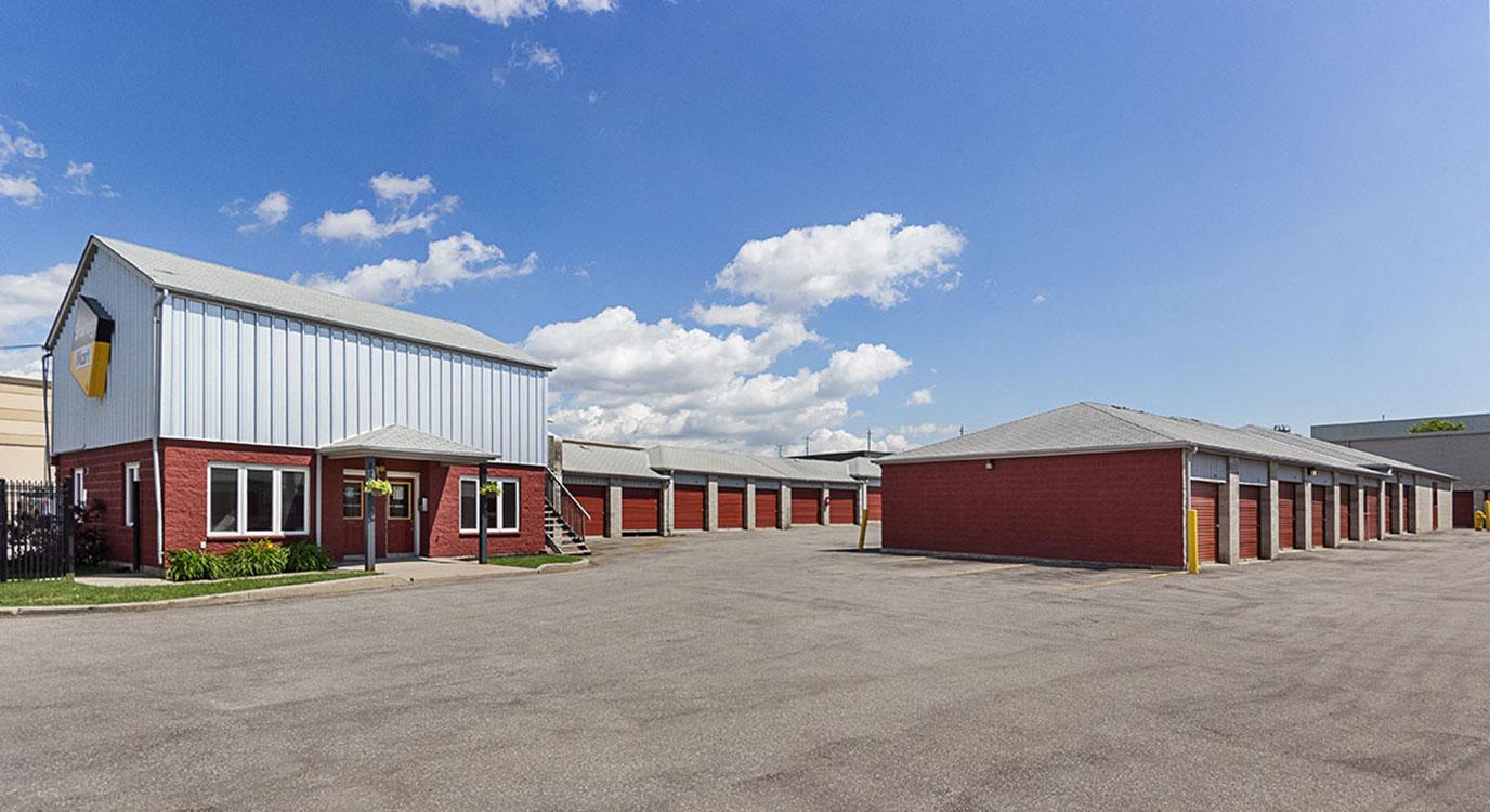 StorageMart - Self Storage Units Near Westney Road South in Ajax, ON