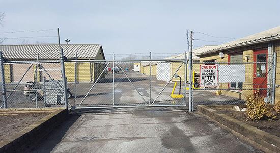 StorageMart Gated Access - Self Storage Units Near Herchimer Avenue in Belleville, ON