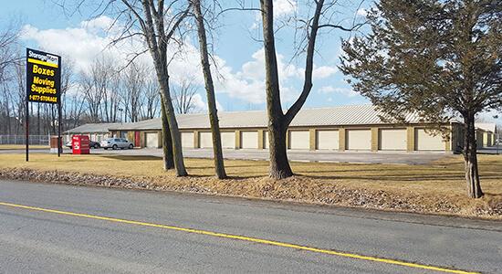 StorageMart - Self Storage Units Near Herchimer Avenue in Belleville, ON