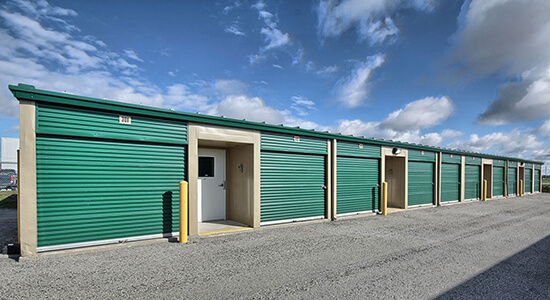 StorageMart Drive Up - Self Storage Units Near John Street North in Aylmer, ON