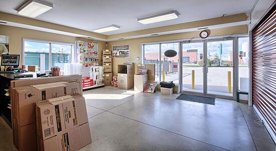 StorageMart Office - Self Storage Units Near John Street North in Aylmer, ON