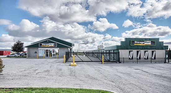 StorageMart - Self Storage Units Near John Street North in Aylmer, ON