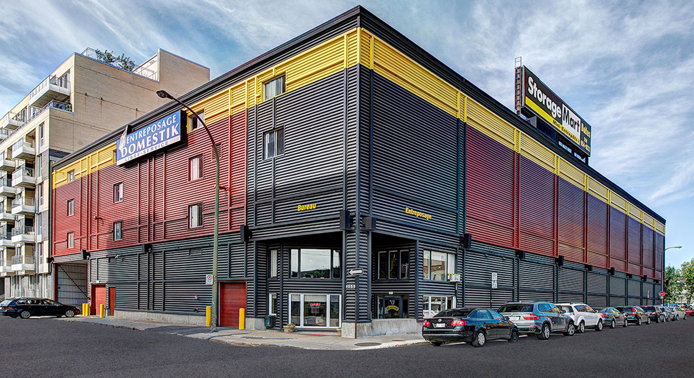 StorageMart - Self Storage Units Near rue du shannon in Montreal, QC