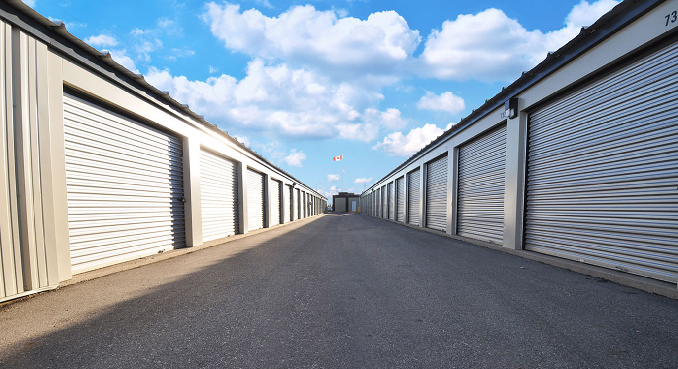 StorageMart - Self Storage Units Near Portage Avenue in Saskatoon, SK