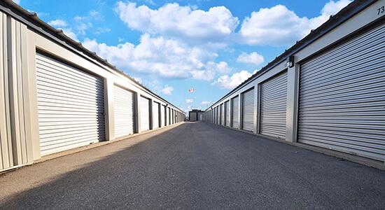 StorageMart Drive Up - Self Storage Units Near Portage Avenue in Saskatoon, SK
