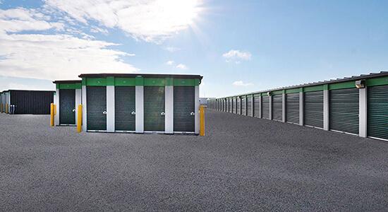StorageMart Drive Up - Self Storage Units Near Maxwell Crescent in Saskatchewan, Regina
