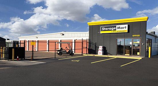 StorageMart - Self Storage Units Near 11th St W in Saskatchewan, SK