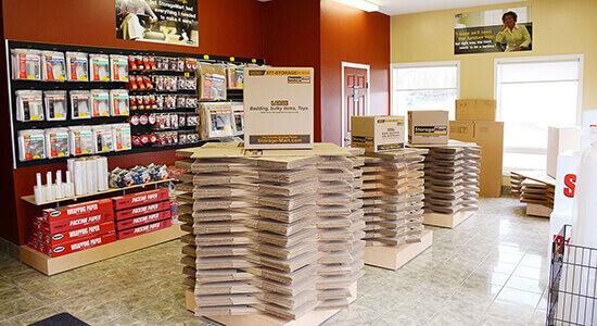 StorageMart Office - Self Storage in Airdrie, AB
