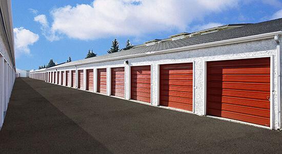 StorageMart Drive Up Storage Units Near 5th Street in Calgary, AB