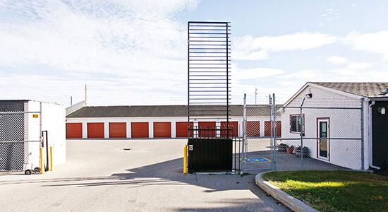 StorageMart Gated Access - Self Storage in Calgary, AB