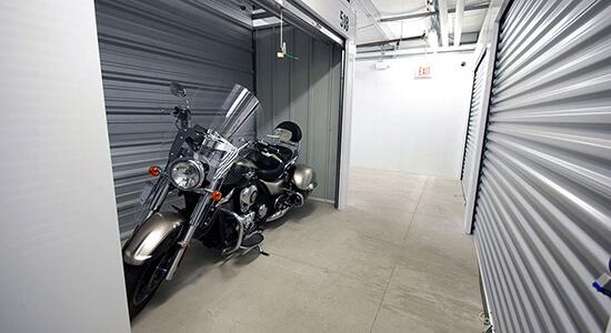 StorageMart Indoor Parking- Self Storage Units Near 2nd Avenue in Lethbridge, AB
