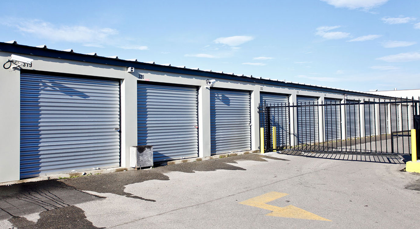 StorageMart - Self Storage Units Near 40th street in Calgary, AB