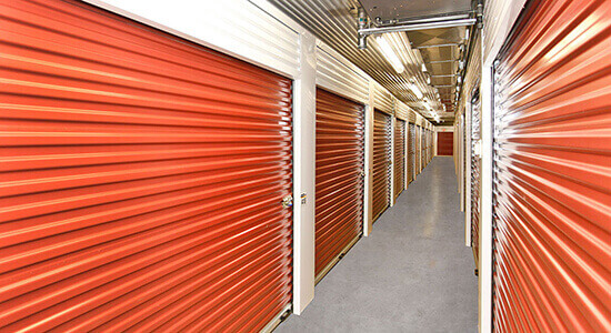 StorageMart Climate Control Self Storage  52nd St SE  In Calgary, AB