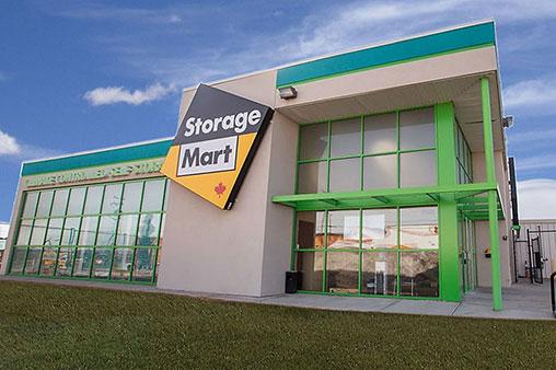 StorageMart 3308 42nd Ave Southeast Calgary Self Storage