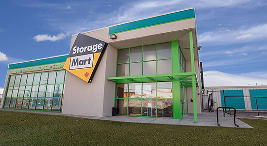 StorageMart - Self Storage Units Near Blackfoot Trail SE and 42nd Ave Se In Calgary, AB