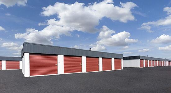 StorageMart Drive Up - Self Storage Units Near Sherwood Park Fwy & 17th st In Edmonton, AB