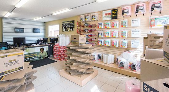 StorageMart Office - Self Storage Units Near Yellowhead Hwy & Winterburn In Edmonton, AB
