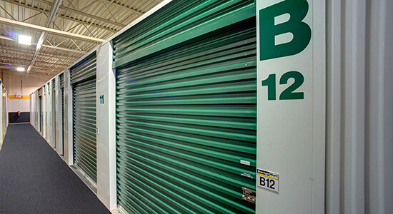StorageMart Climate Control - Self Storage Units Near 132 Ave NW & Fort Road In Edmonton, AB