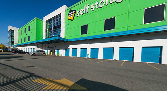 StorageMart Loading Bay - Self Storage Units Near SE Marine Dr & Knight St In Vancouver, BC