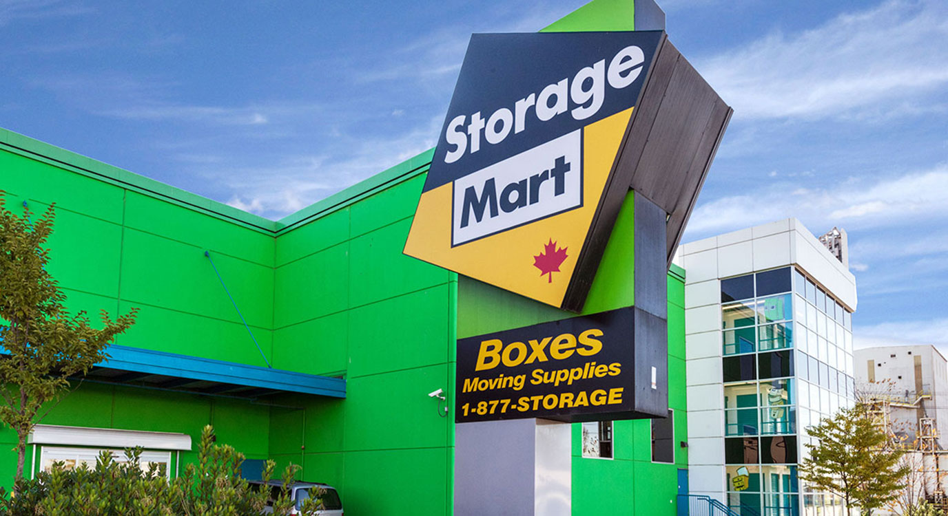 StorageMart - Self Storage Units Near SE Marine Dr & Knight St In Vancouver, BC