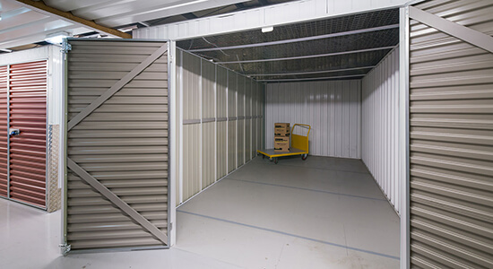 StorageMart Indoor Storage - Storage Units Near Rapier Street In Ipswich, England
