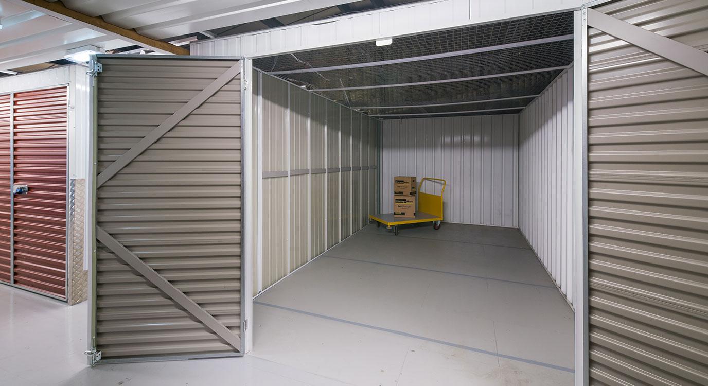 StorageMart - Storage Near Rapier Street In Ipswich, England